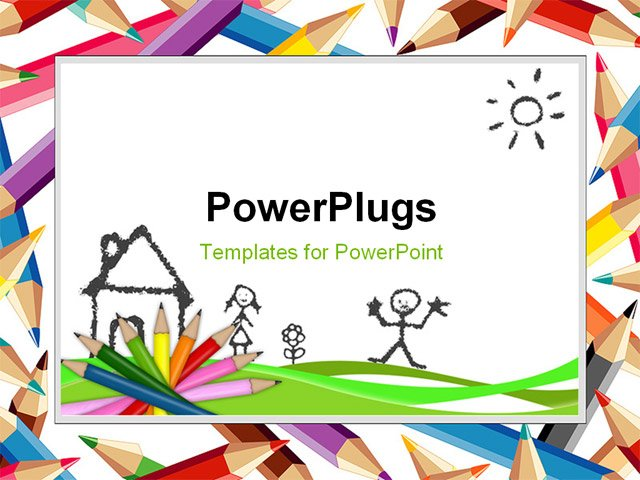 ChildrenS Day Powerpoint Template  Slide Designs