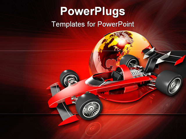 Wheel Powerpoint Template Powerpoint Template d