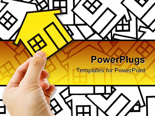 Powerpoint Background Hands Powerpoint Template Hand