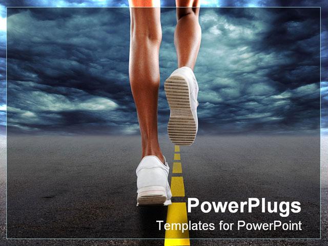 Exercise powerpoint template idealstalist exercise powerpoint template toneelgroepblik Images