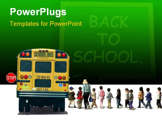 school bus bookmark templates