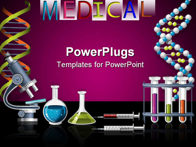 Free Science Powerpoint Templates Backgrounds - mandegar.info