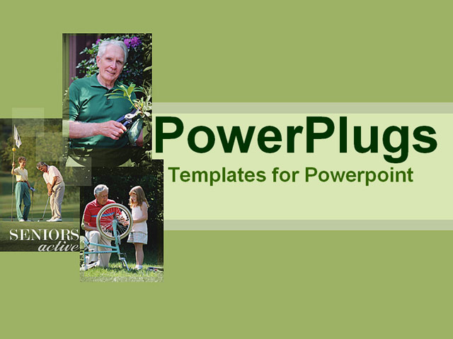 Retirement powerpoint template toneelgroepblik Images