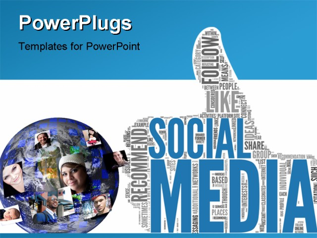 Social media ppt presentation this is a free social media powerpoint template with a nice and unique social network slide design that you can download for microsoft powerpoint toneelgroepblik Choice Image