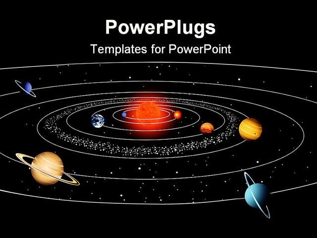 Images of Planet Solar System Templates - #SpaceHero