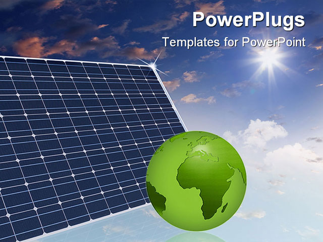 Solar Energy Ppt Template Free 28 Images Powerpoint Template