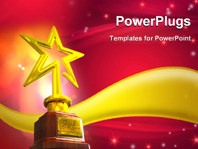 Award template powerpoint robertottni award template powerpoint yelopaper Choice Image