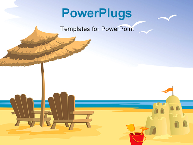 summer powerpoint templates images - templates design ideas, Modern powerpoint