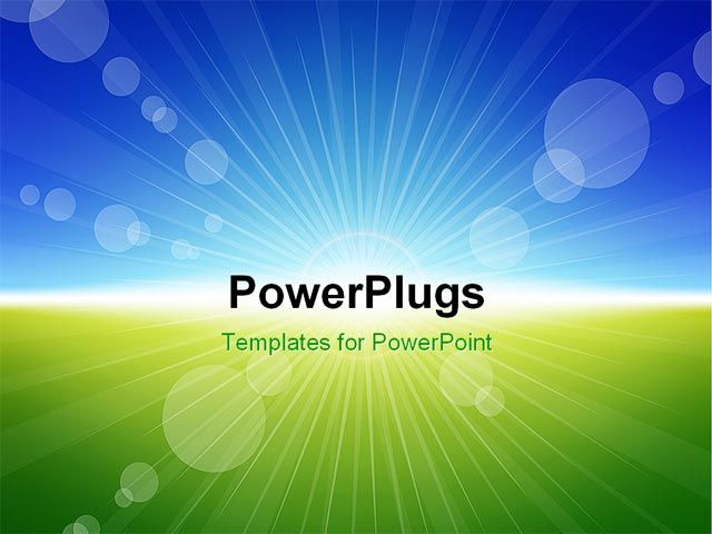 Powerpoint Summer Templates