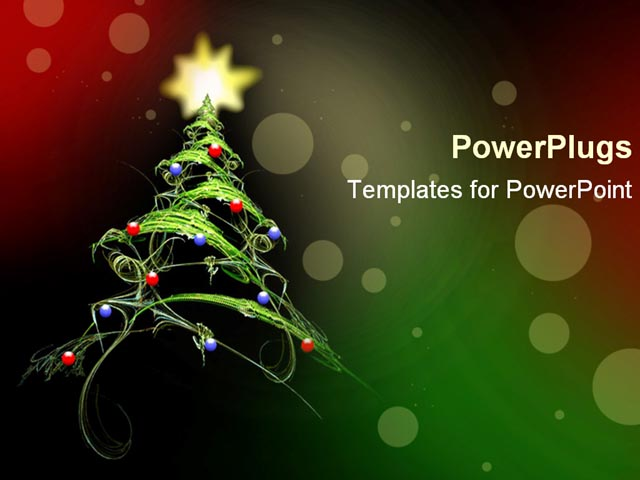 christmas templates for powerpoint