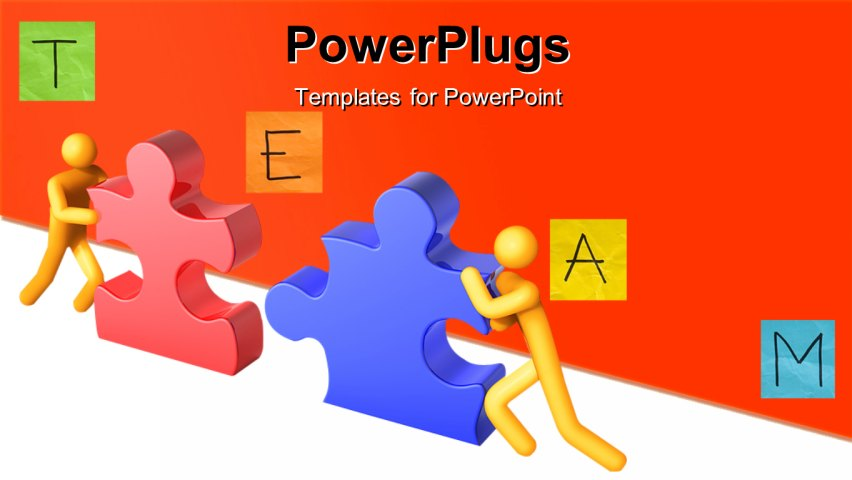 Ppt Template Free Download Best Teamwork Ppt Templates Free