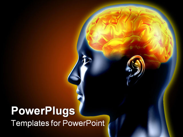brain powerpoint templates. brain power point template. brain, Templates