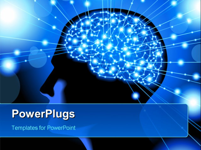 brain powerpoint templates, Modern powerpoint