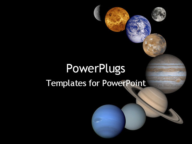 powerpoint presentation on planets - photo #3