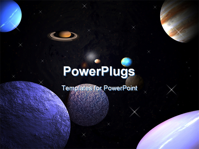 powerpoint presentation on planets - photo #10