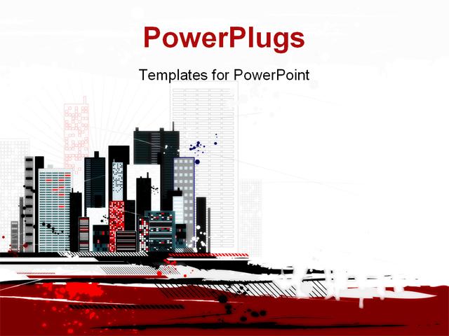 Urban powerpoint templates free download image collections urban powerpoint templates free download toneelgroepblik Gallery