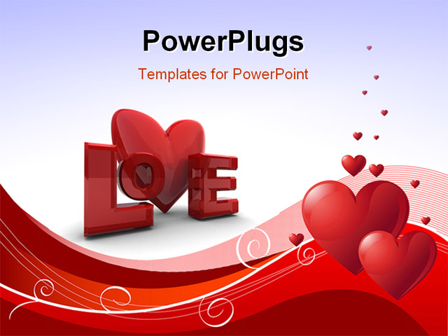 valentines powerpoint template