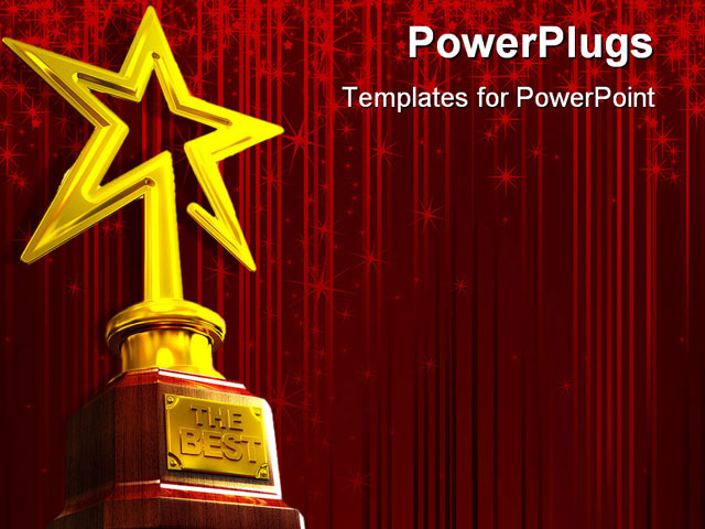 Gold Star Award Template Www Proteckmachinery Com